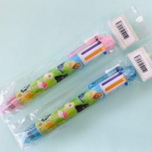 オリジナル 5色ボールペン+シャーペン |