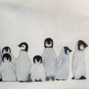 オリジナルマスク ペンギン家族 |