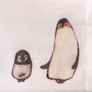オリジナルマスク ペンギン親子 |